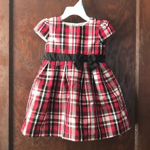 Charming Holiday Party Dress - 24 mos.